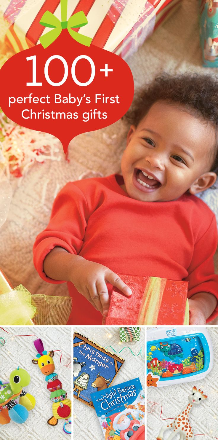100 perfect babys first christmas gifts take the guesswork out of giving with this