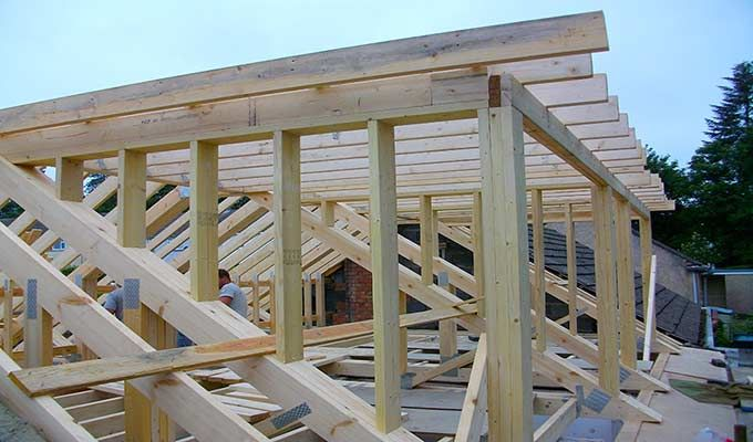 Ceredig E1 Jpg 680 400 Wood Siding Exterior Roof Design Loft Conversion Design