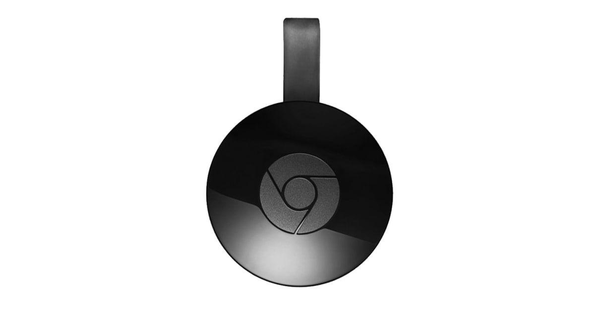Buy Google Chromecast 2 (Black) Australian Model from