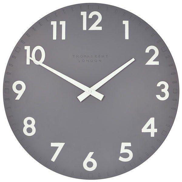 Thomas Kent Camden Clock Slate   20 Inch
