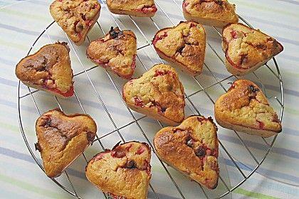 Johannisbeer - Muffins (Rezept mit Bild) von Simone Hefner | Chefkoch.de