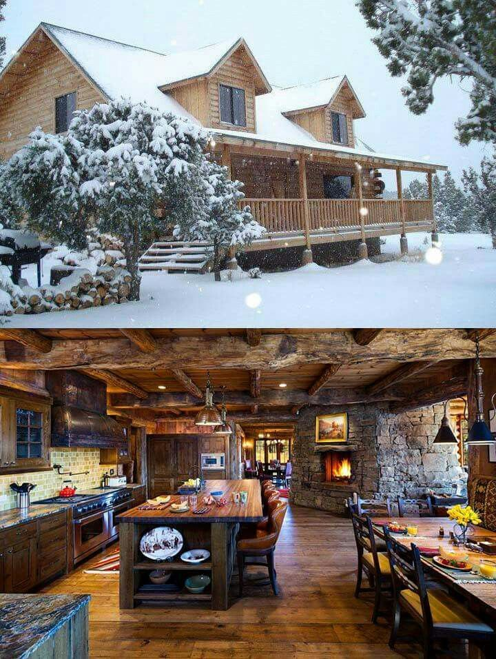 Pretty style matters mountain homes decoration cozy place country house goals also rustic decor rh pinterest