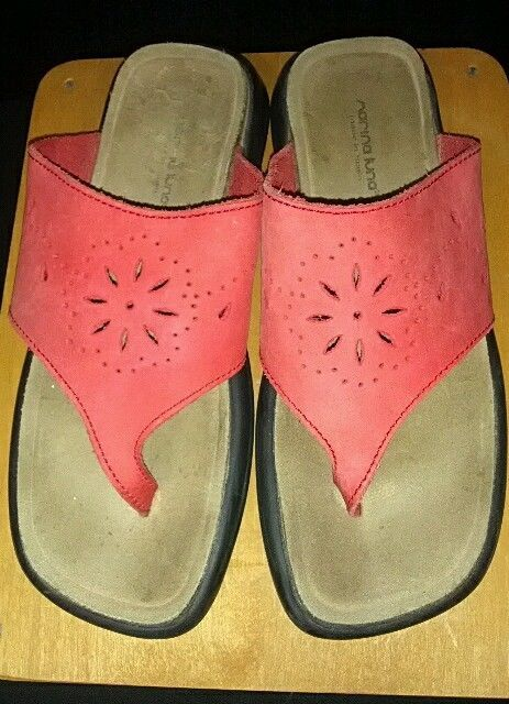 6d6d8f60b7 Women's MARINA LUNA Slides Mules Sandal Flip Flop Shoe , Sz 8 #MarinaLuna  #FlipFlops