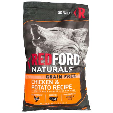 Sale 44 98 Redford Naturals Grain Free Chicken Potato Dog