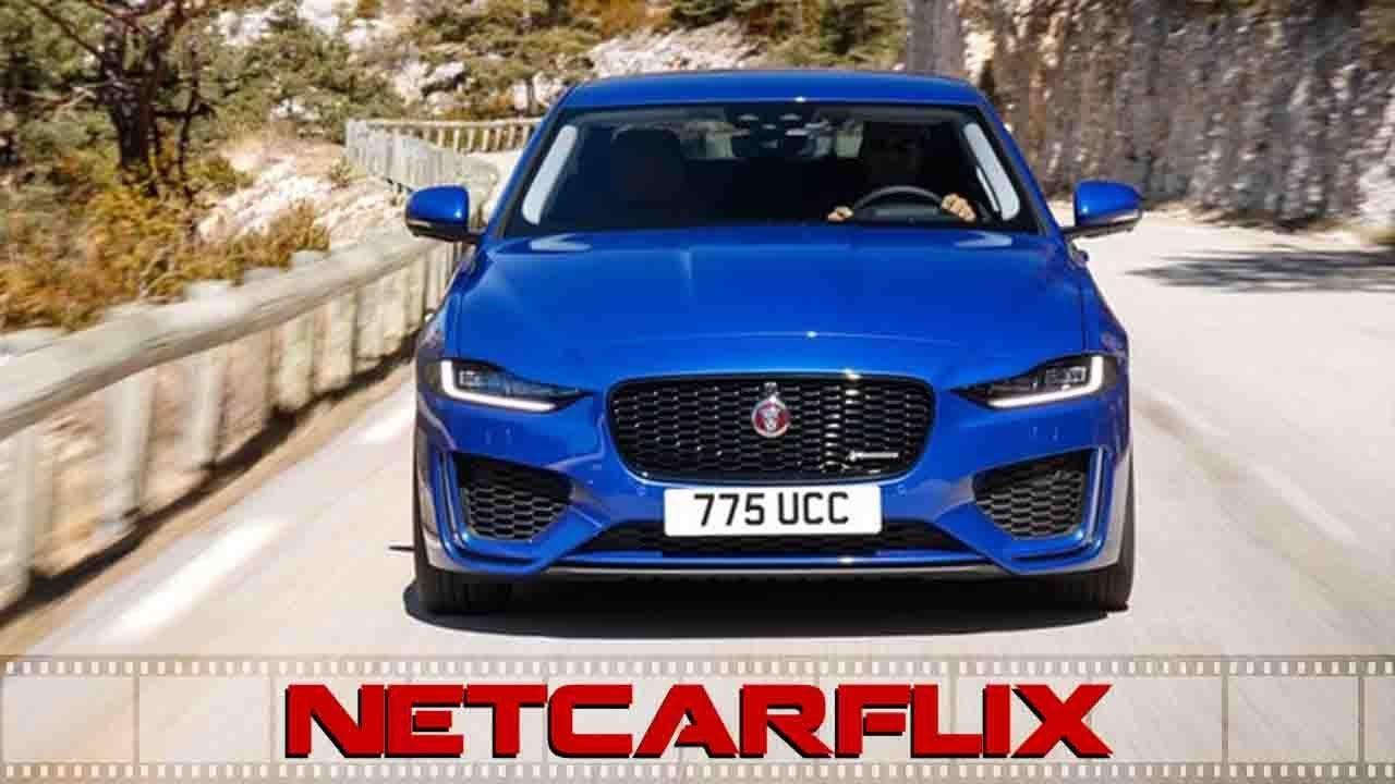 2020 Jaguar Xe Caesium Blue Driving Interior And Exterior Jaguar Xe Jaguar New Jaguar