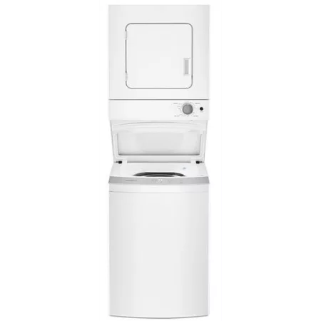 Whirlpool Wet4124h Build Com In 2020 Laundry Center Electric