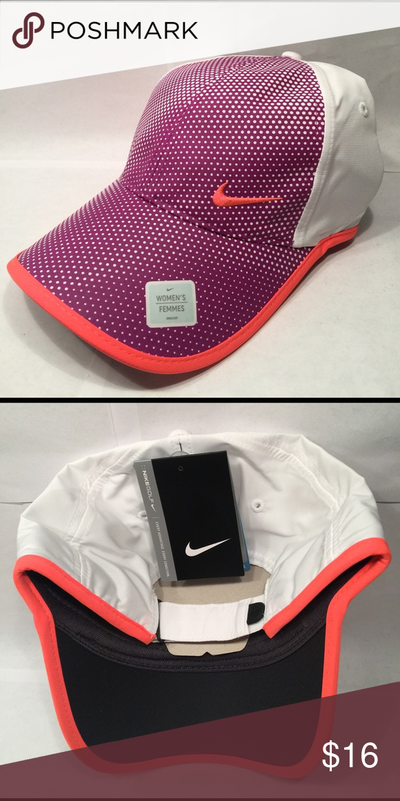 9a782b6d9c5 Women s Nike Golf Polyester Cap Hat Strapback Women s Nike Brand New Soft  Strapback cap hat. 100% Polyester. Nike Accessories Hats