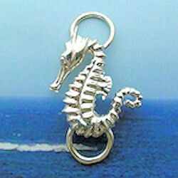 Cape Cod Convertible Bracelet Seahorse; Available From The Crystal Pineapple