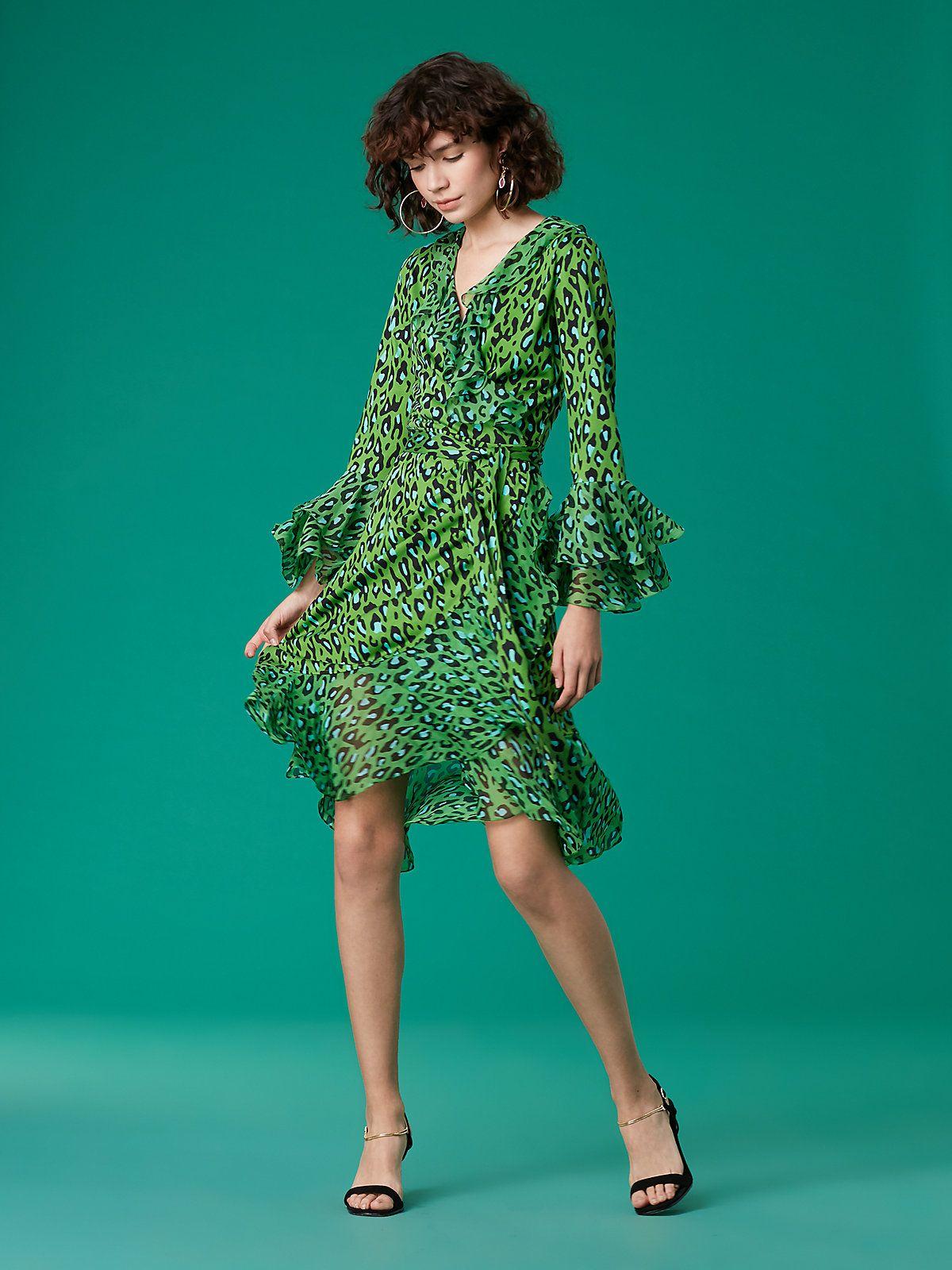 8c84b15c698 Carli Wrap Dress   My Style   Wrap dress, Dresses, Flowy midi dress