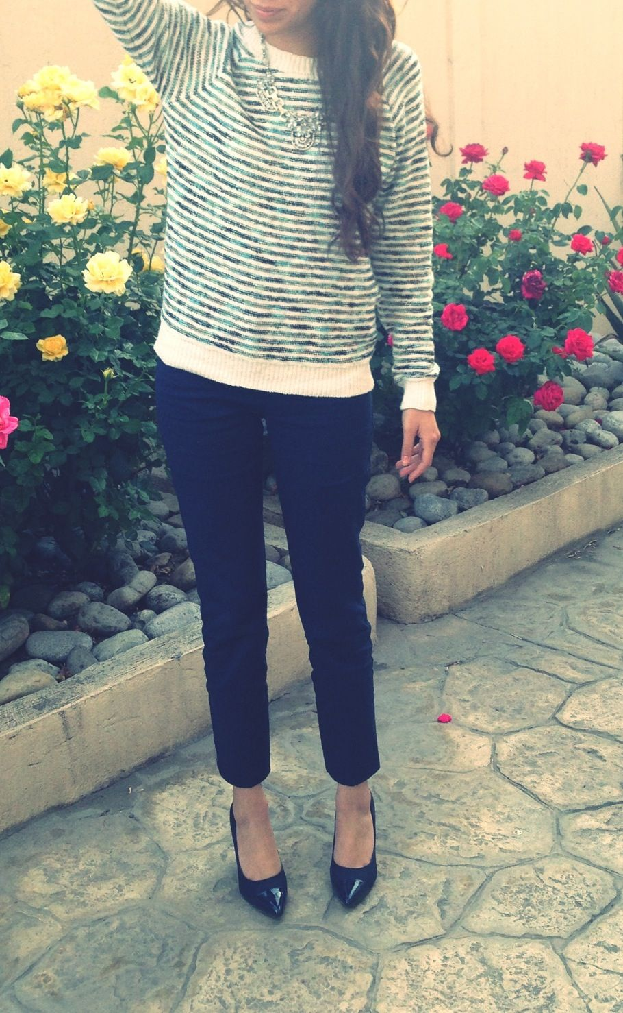 Spring, classy, casual