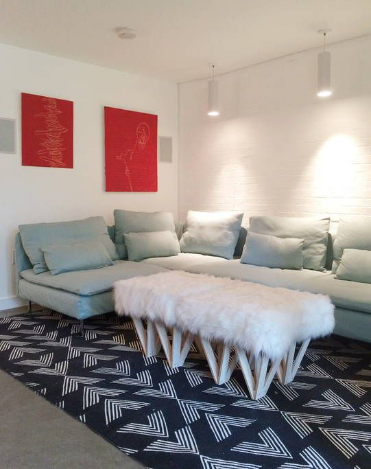 Check Out This Awesome Listing On Airbnb Suite Situation In Downtown Dc Apartments For Rent In Washin Apartments For Rent Dc Apartments Basement Apartment
