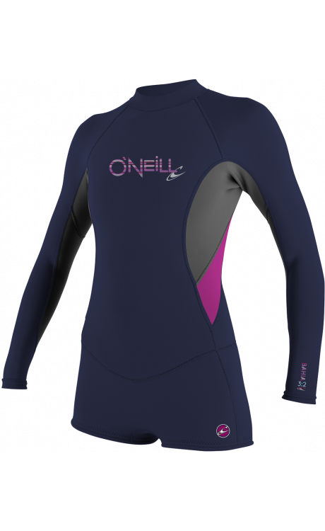 39dff501b4 This O neill wetsuit is a combination of chic styling and it s absolute  function makes it for the style-savvy and performance-driven athlete.