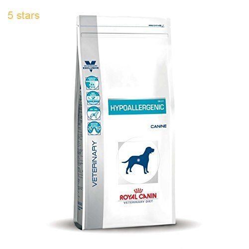 Royal Canin Veterinary Hypoallergenic Dry Dog Food 14kg Dog Food