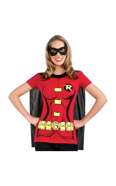 81abbb049ce Female Robin Costume Kit - Party City