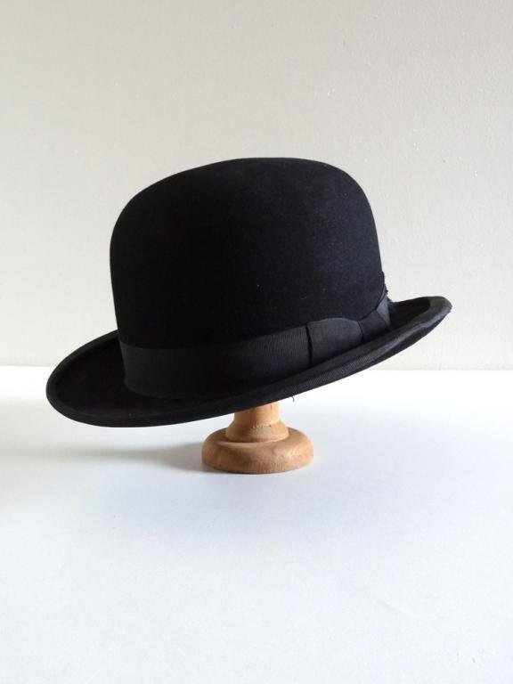 Chapeau Melon Vintage 1900 Bowler Hat Bowler Hats