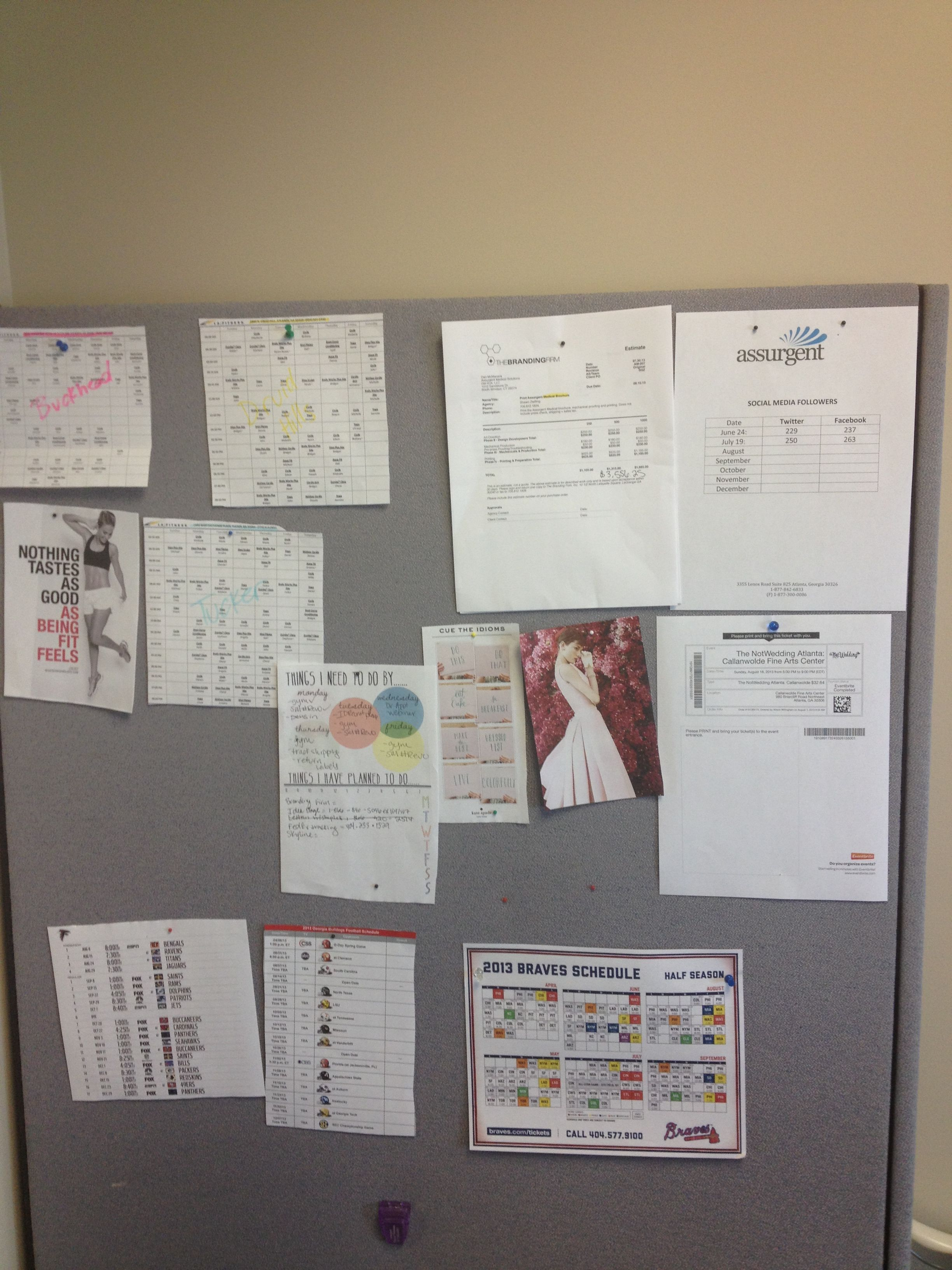 Real Life Office Pinterest Board Lol Braves Schedule Office Real Life