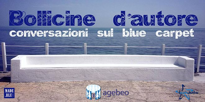 Bollicine d'autore: conversazioni sul blue carpet a Bari   cittadeibimbi.it