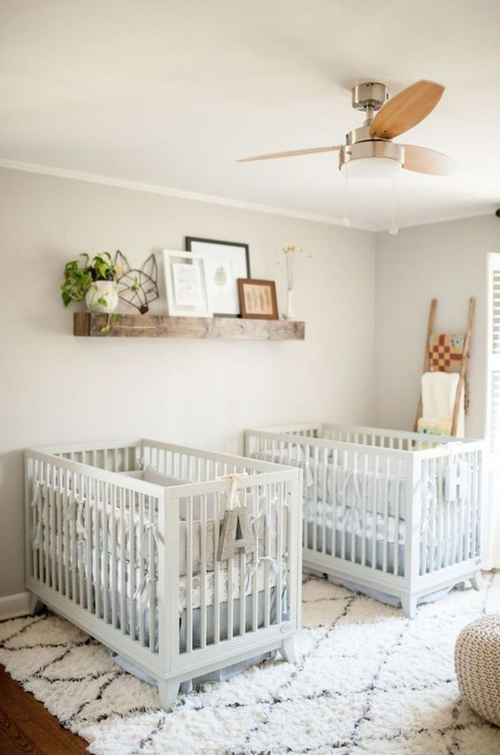 46 Unique Nursery Room Ideas For Baby Twins   Twin baby ...