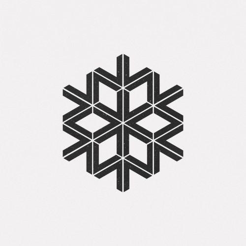 dailyminimal: #FE16-490 A new geometric design every day
