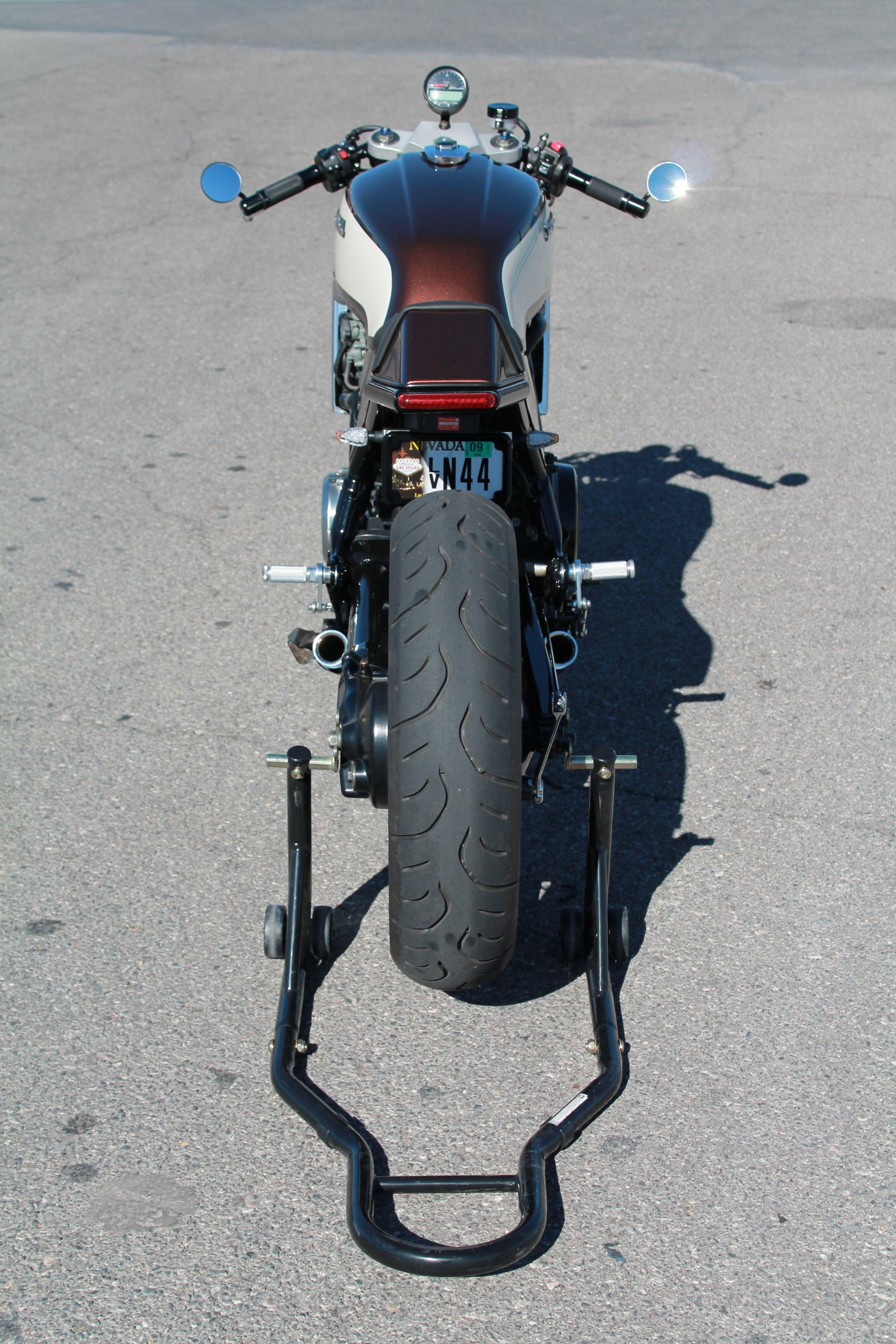 1976 Honda CB550 Cafe Racer brat CB 550 UPGRADED electronic ignition