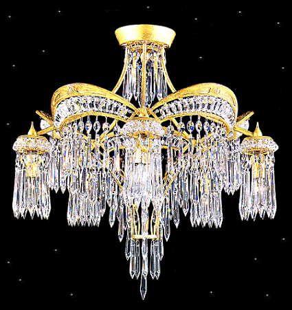 Victorian crystal chandelier pinterest chandeliers victorian crystal chandelier aloadofball Choice Image
