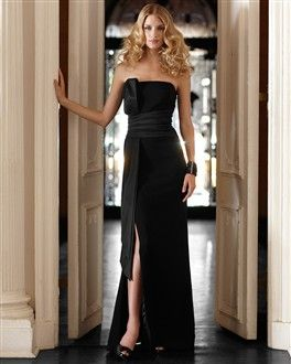 Black Katherine Gown By White House Market