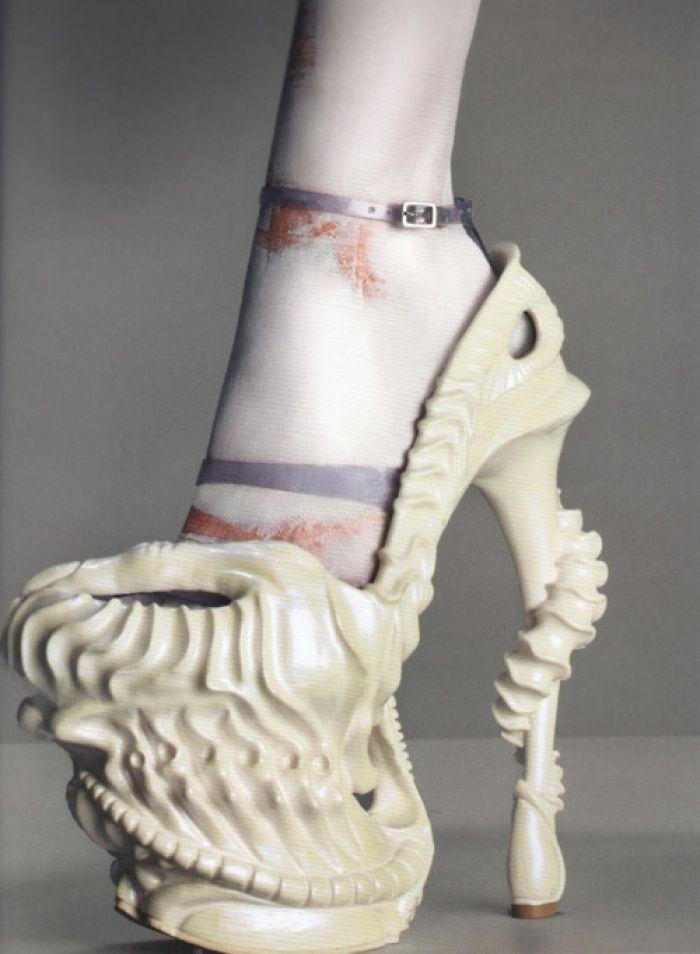 Alexander McQueen - Dragon Heels from