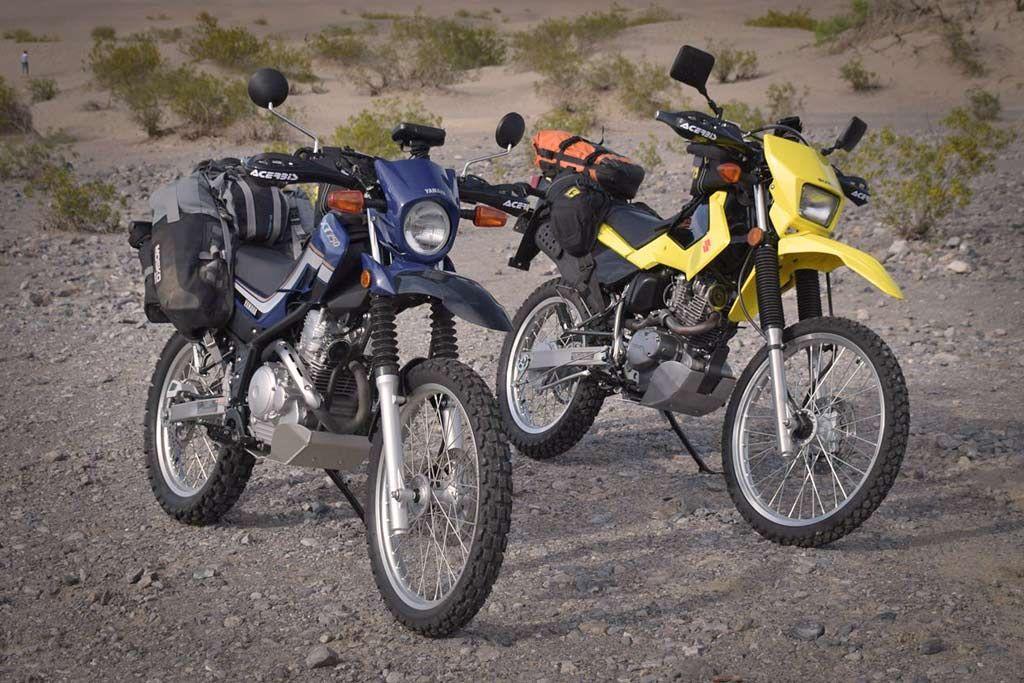 Adventure Accessories For Small Bikes Adventure Trail