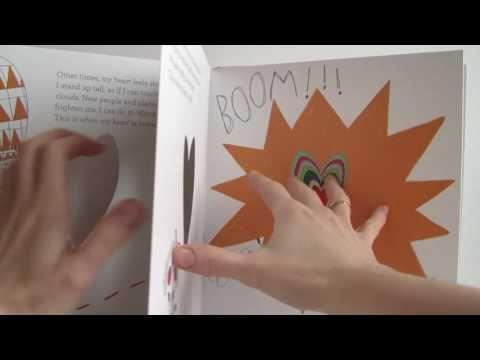 In My Heart A Book Of Feelings By Jo Witek Read Aloud Youtube