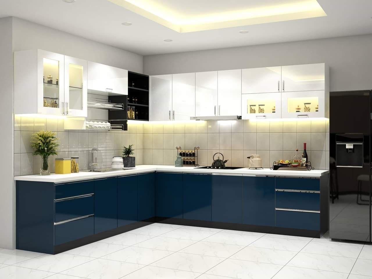 Thiết kế nội thất phòng bếp đẹp hiện đại | Bếp đẹp, Bếp, Thiết kế ...