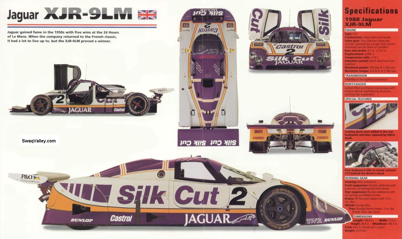 Jaguar Xjr 9 Lm Photos News Reviews Specs Car Listings Jaguar Classic Race Cars Indy Cars