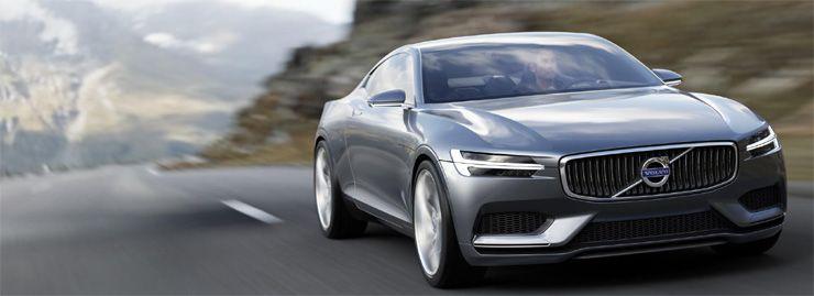 Volvo Cars' sales go up in September