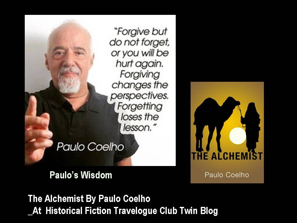 paulo coelho alchemist author at historical fiction travelogue  paulo coelho alchemist author