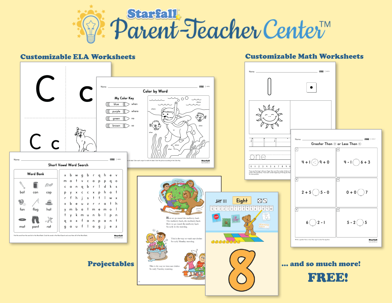 Have You Checked Out The New Starfall Parent Teacher