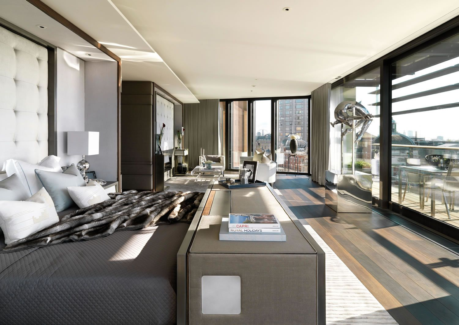 Pin by ZZX on One Hyde Park London Luxury apartments