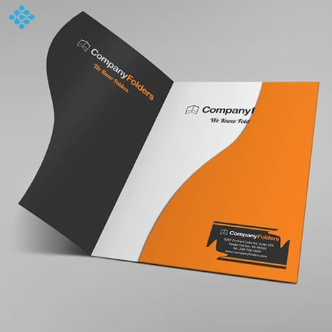 We offer premium quality folder design services that truly - resume folders