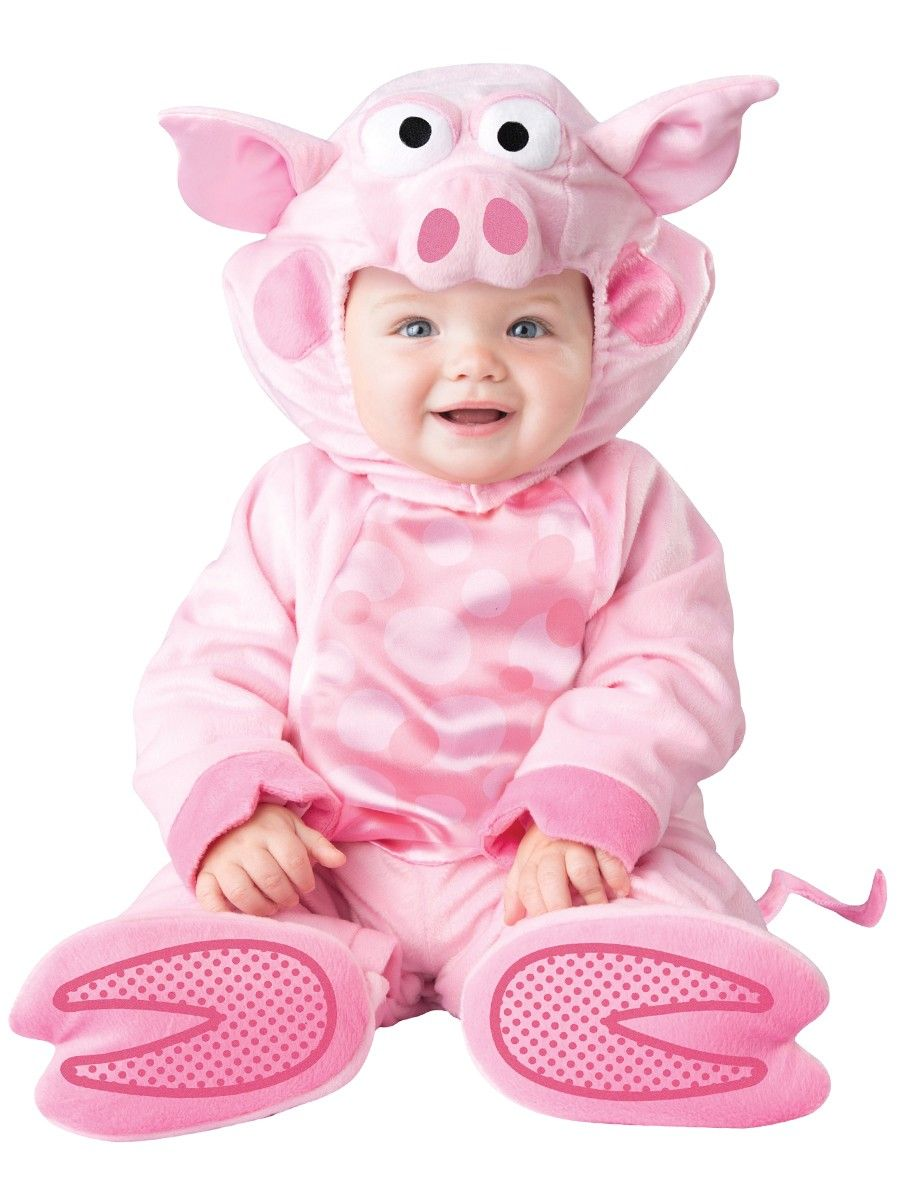 Precious Poodle Pink Puppy Dog Animal Fancy Dress Halloween Baby Child Costume
