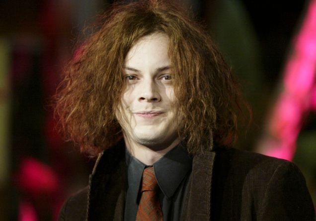Jack white and redheads