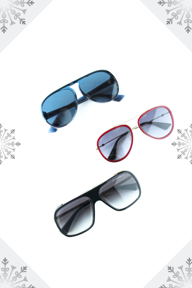 8d40d1a5849e This holiday season give the special person in your life something they  will actually LOVE...aka Gucci Aviator Sunglasses!