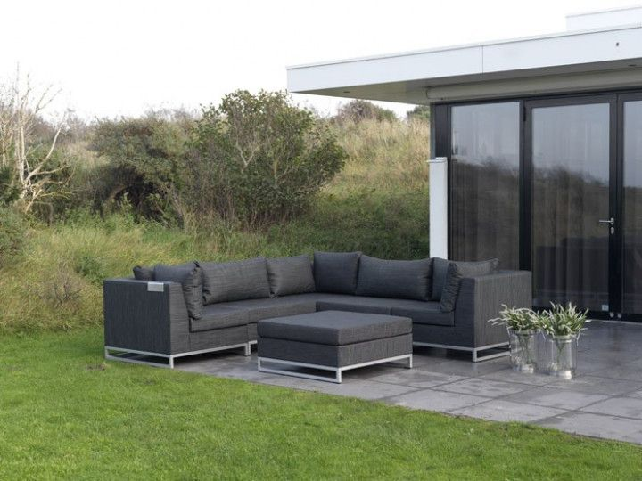 ibiza lounge f r den garten garten gartenm bel gartensofa gartenlounge loungegruppe. Black Bedroom Furniture Sets. Home Design Ideas