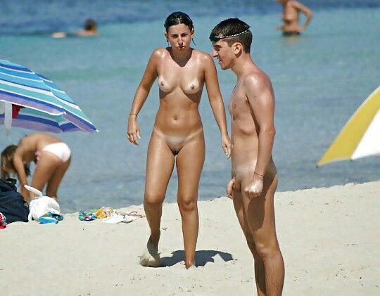 Nude Na oblačila po želji Beach Casual petek-4023
