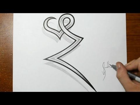 Letter Q And Heart Combined Tattoo Design Ideas For Initials Youtube Z Tattoo Tattoo Lettering Tattoo Lettering Design