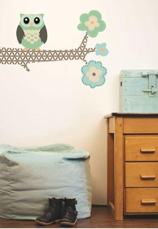 één thema in de babykamer, hoe leuk is het dan om dezelfde, Deco ideeën