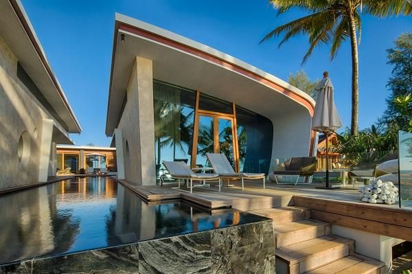 Villa Iniala Beach House Phang Nga Thailand Villalet