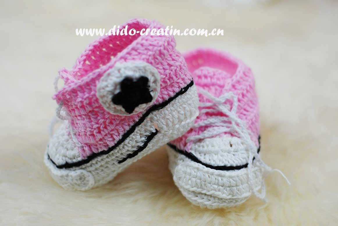 """google search for """"crochet baby shoe"""" and this is what I get.....    They make me very happy! :))"""