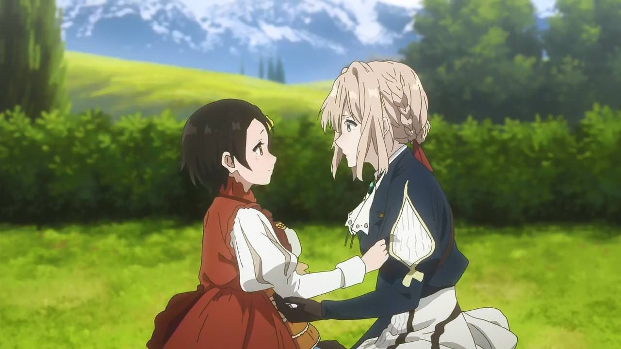 Violet Evergarden Episode 10 Discussion - Forums - MyAnimeList.net | Violet evergreen, Violet evergarden anime, Anime