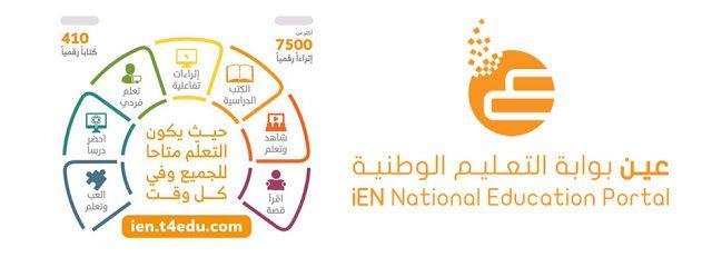 السعودية بوابة التعليم الوطنية عين موقع رائع للتعليم الاليكتروني المجلات العلمية المحكمة Education National World Information