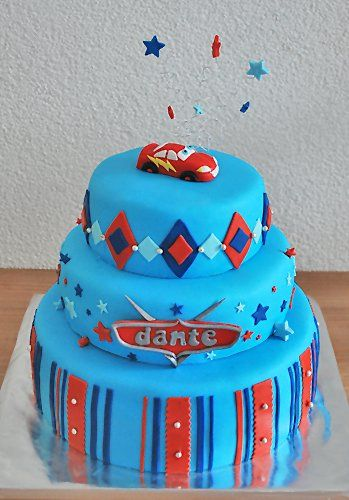 Super cute relatively easy Cars cake Have your cake