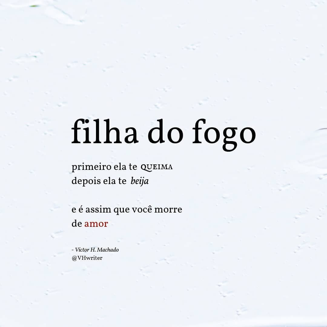 Filha Do Fogo Daughter Of Fire First She Burns You Then