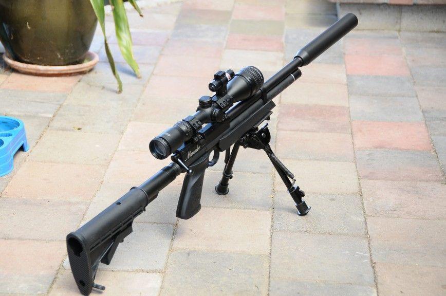 Custom Benjamin Marauder Pistol Stock – Wonderful Image Gallery